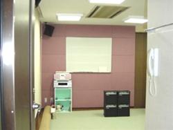 レッスン室