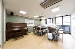 音楽レッスン室