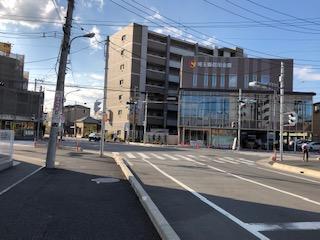 戸田駅前信号交差点