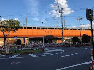 JR埼京線戸田駅