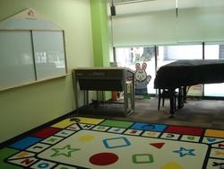 低年齢児専用教室