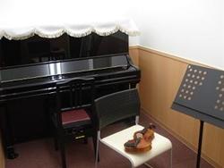 管弦レッスン室