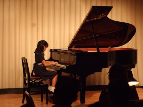 ピアノコンサートグレード