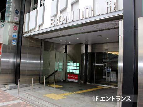エキニア横浜エントランス