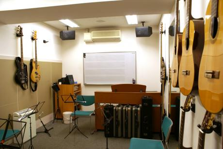 レッスン室3