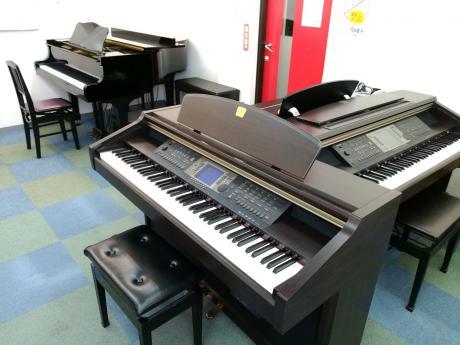 大人のピアノレッスン室