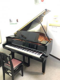 S部屋(ピアノ個人レッスン)の風景