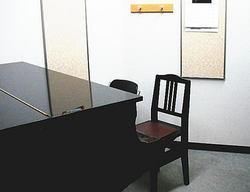S部屋の風景
