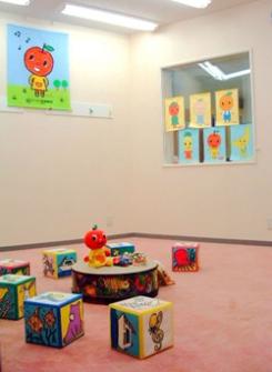2歳児対象コース専用ルーム