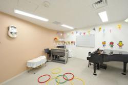 1歳児〜2歳児の専用レッスンルーム