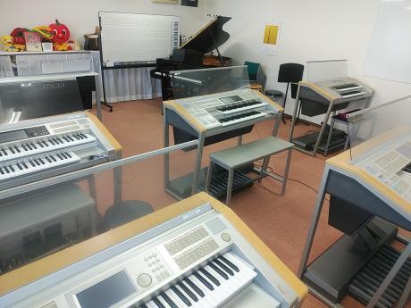 グループレッスンのお教室