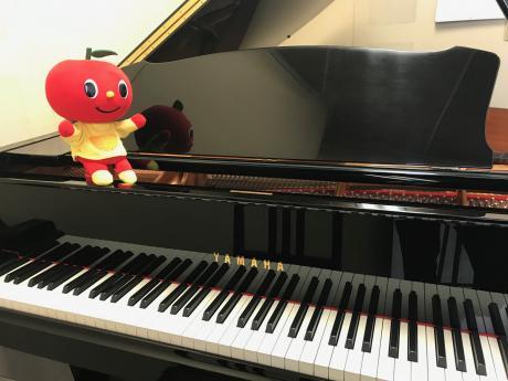 音が歌うよ♪グランドピアノ♪