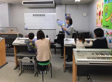 グループレッスンの教室です♪