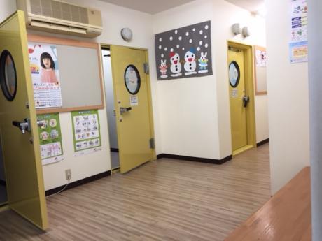第2教室ロビー