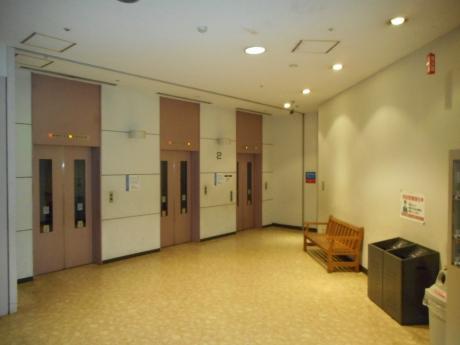エレベータ―ホール