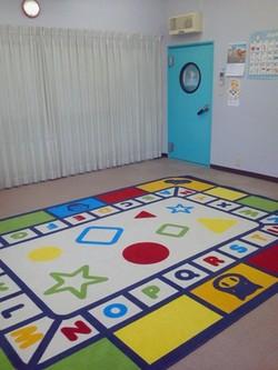 1〜2歳児教室内