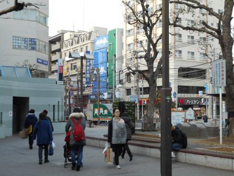 行徳公園広場