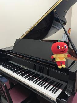 音が歌うよグランドピアノ♪