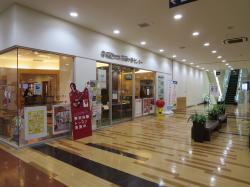 アクロスモール3階 レッスン会場 ロビー・受付