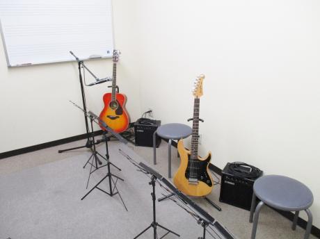 たくさんの音楽ジャンルが楽しめるギターレッスン