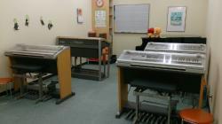 音楽教室レッスン室