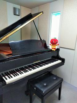 ピアノ レッスンルーム