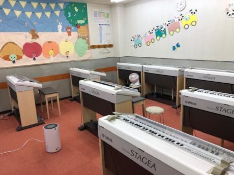 レッスン教室
