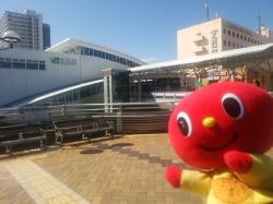 JR 上尾駅東口