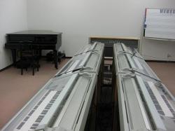 レッスン室 L1部屋