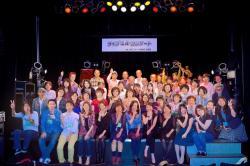 2015年の発表会集合写真