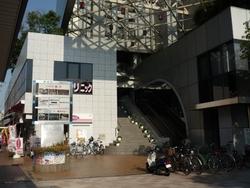 古川橋センター入口
