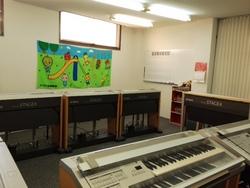 音楽教室レッスンルーム