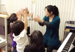 音楽教室レッスン風景