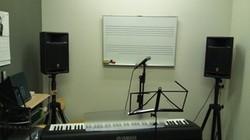 ボーカル部屋