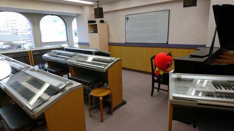 2階レッスン教室