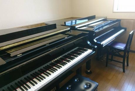 ピアノレッスン室C