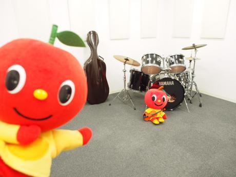 鍵盤楽器以外の教室もあります