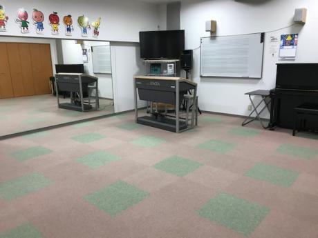 ウイングセンター 6Fレッスン室