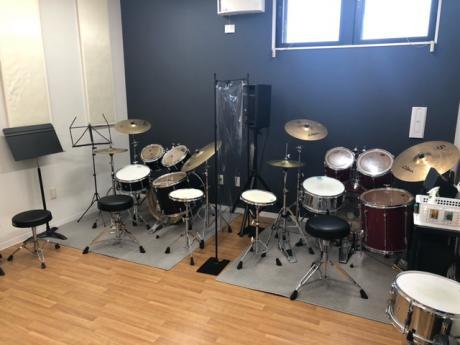 ドラム専用レッスン室