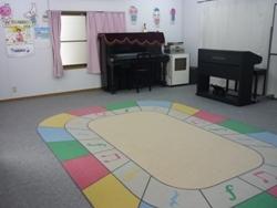 1・2歳児用教室