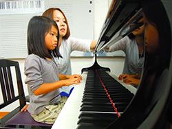 個人レッスン-ピアノ