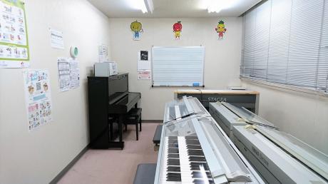 レッスン室(M部屋)