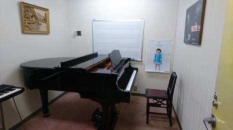 レッスン室(S部屋)