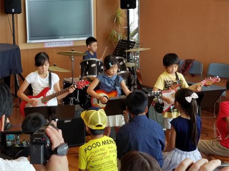 ギター・ドラム