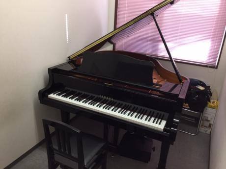 ピアノ個人専用部屋