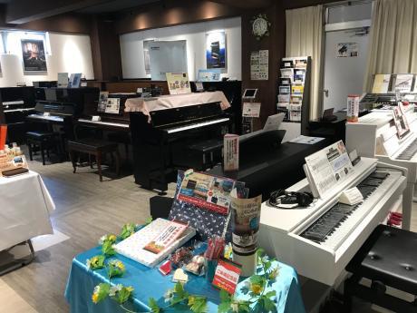 1階店舗(楽器)