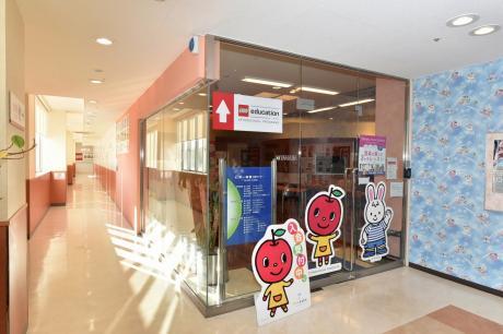 名鉄豊田線「日進」駅より徒歩5分・フィール日進店3階です