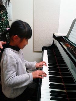 ピアノジュニアコース