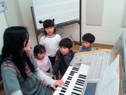 4・5歳児対象 幼児科コース