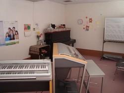 幸町センターの教室